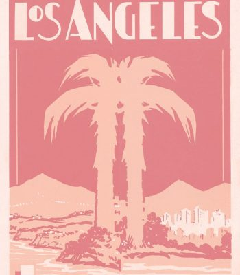 vintage art deco los angeles