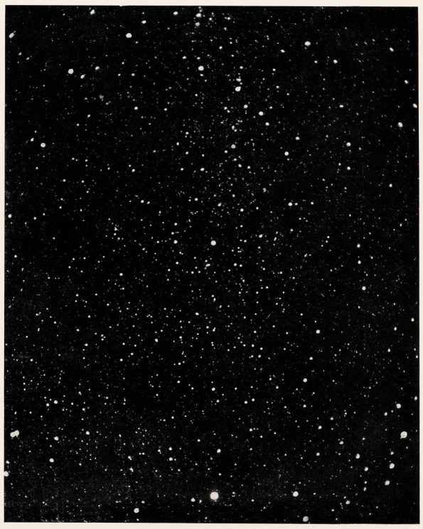 antique galaxy art