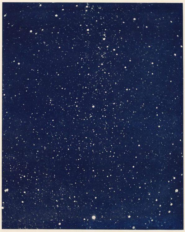 vintage stars poster