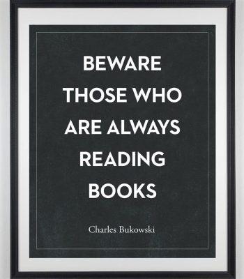bukowski book quote