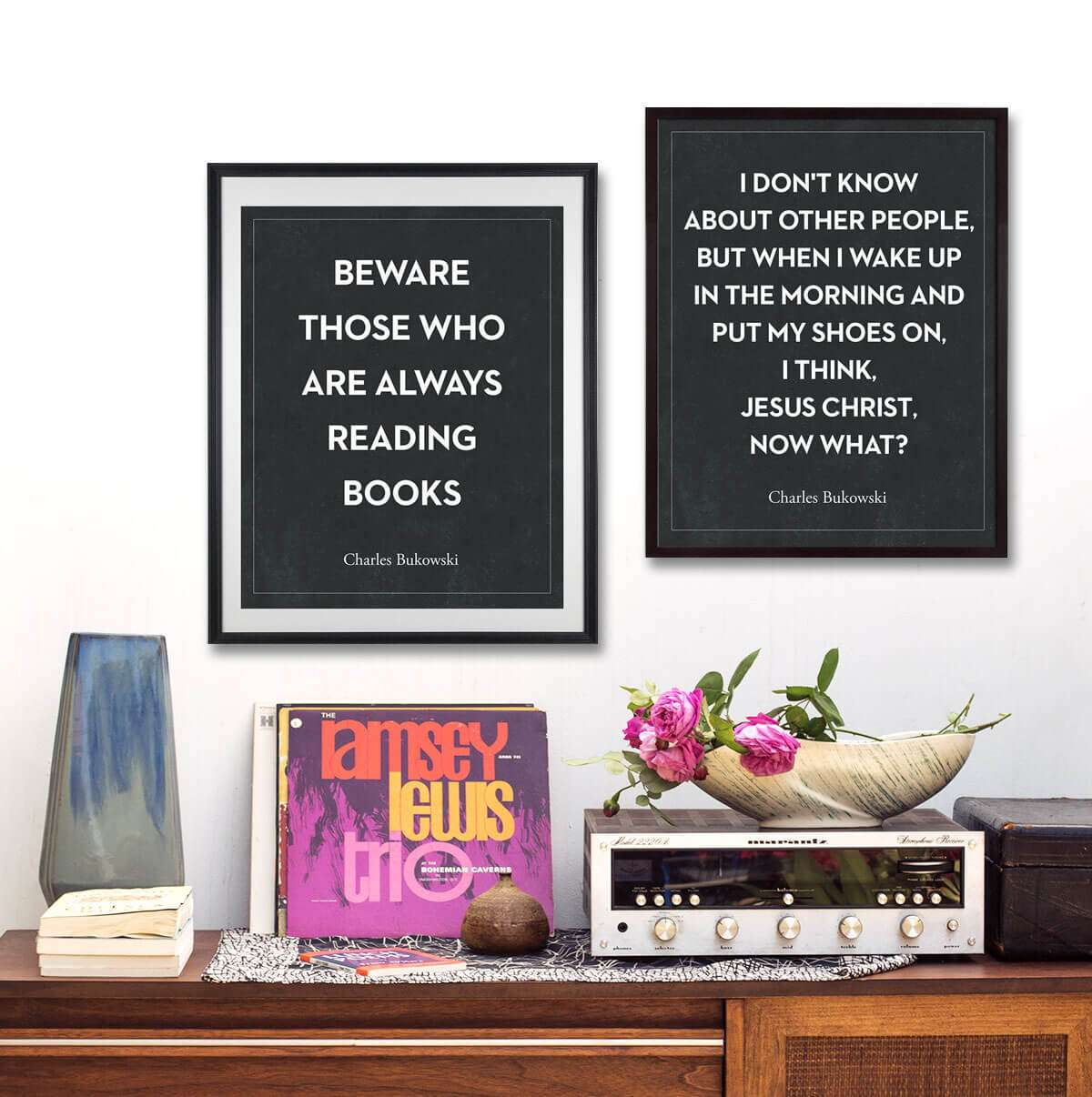 book lover quote print
