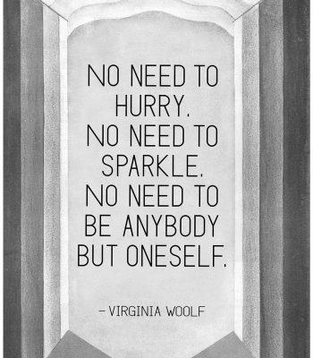 virginia woolf inspirational quote