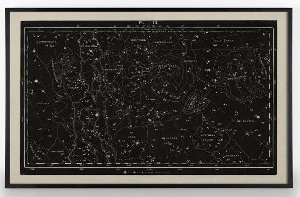 constellation chart print