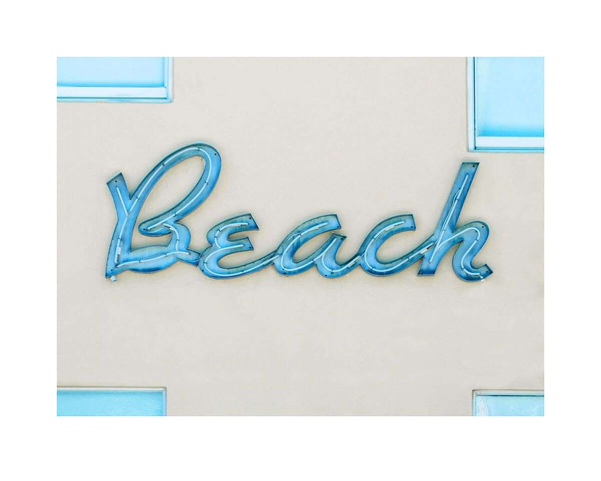 Miami Beach Art Deco Print