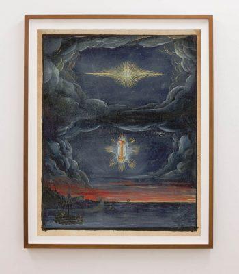 meteor watercolor