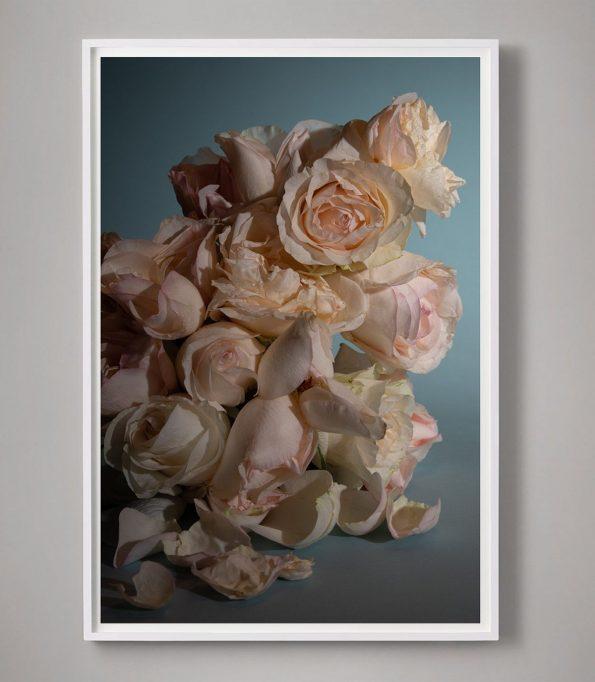modern rose art