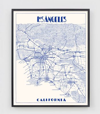 Vintage California, Cities and Maps – Capricorn Press